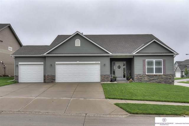 17213 Jessica Lane, Gretna, NE 68028 (MLS #22013430) :: Capital City Realty Group