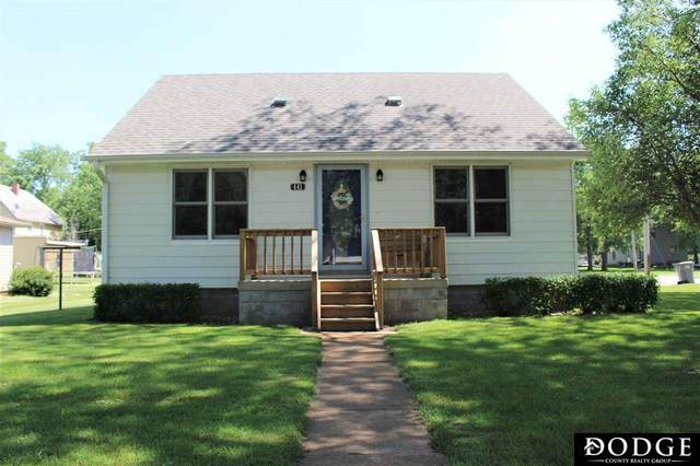 441 W 10 Street, North Bend, NE 68649 (MLS #22013871) :: Dodge County Realty Group