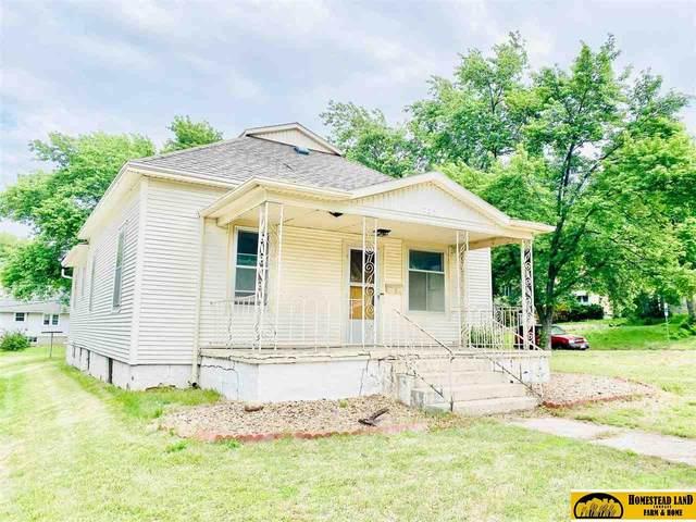 723 8th Street, Fairbury, NE 68352 (MLS #22013951) :: Dodge County Realty Group
