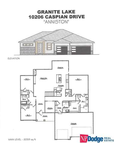 10206 Caspian Drive, Papillion, NE 68046 (MLS #22014497) :: One80 Group/Berkshire Hathaway HomeServices Ambassador Real Estate