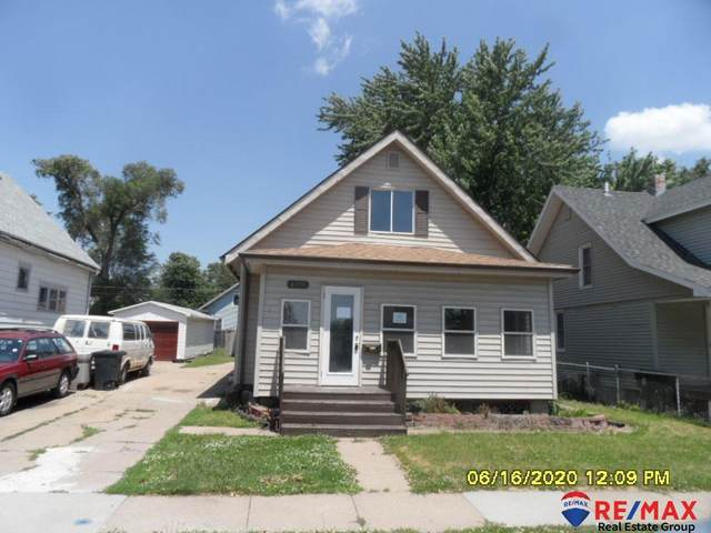 3300 Avenue A Avenue, Council Bluffs, IA 51501 (MLS #22014646) :: Dodge County Realty Group