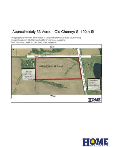 TBD S 120th & Old Cheney Road, Walton, NE 68461 (MLS #22015030) :: Cindy Andrew Group
