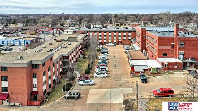 1540 N Cotner Boulevard B222, Lincoln, NE 68505 (MLS #22015535) :: Complete Real Estate Group
