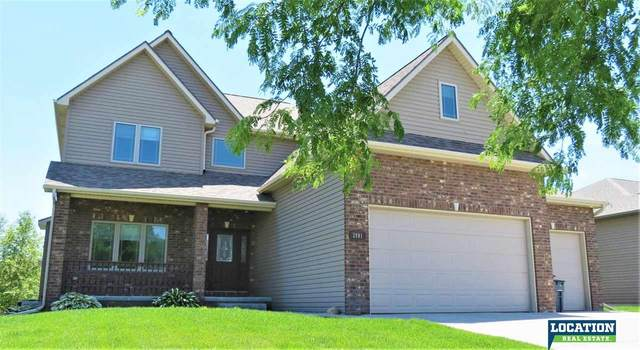 2901 Shadowbrook Drive, Lincoln, NE 68516 (MLS #22015547) :: Dodge County Realty Group