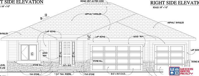 680 Whitetail Run Circle, Ashland, NE 68003 (MLS #22015554) :: Stuart & Associates Real Estate Group