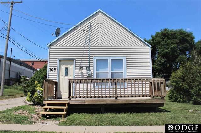 105 N 1st Street, Cedar Bluffs, NE 68015 (MLS #22015588) :: Dodge County Realty Group