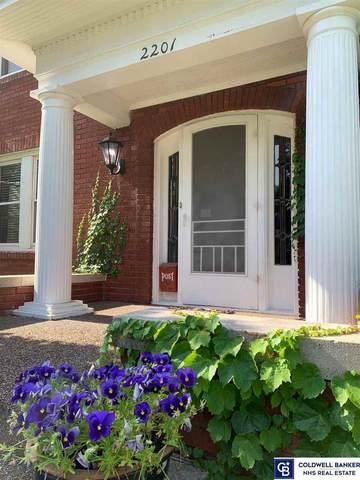 2201 Harrison Drive, Lincoln, NE 68502 (MLS #22015765) :: Lincoln Select Real Estate Group
