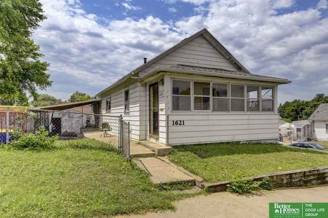 1621 Dorcas Street, Omaha, NE 68108 (MLS #22015883) :: Dodge County Realty Group