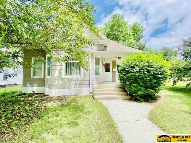 1123 6th Street, Fairbury, NE 68352 (MLS #22015897) :: Dodge County Realty Group
