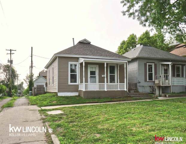 1121 S 8TH Street, Lincoln, NE 68502 (MLS #22015929) :: Lincoln Select Real Estate Group