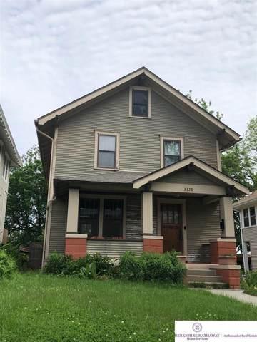 3328 Webster Street, Omaha, NE 68131 (MLS #22016134) :: Omaha Real Estate Group