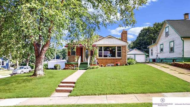5101 Evans Street, Omaha, NE 68104 (MLS #22016230) :: Dodge County Realty Group