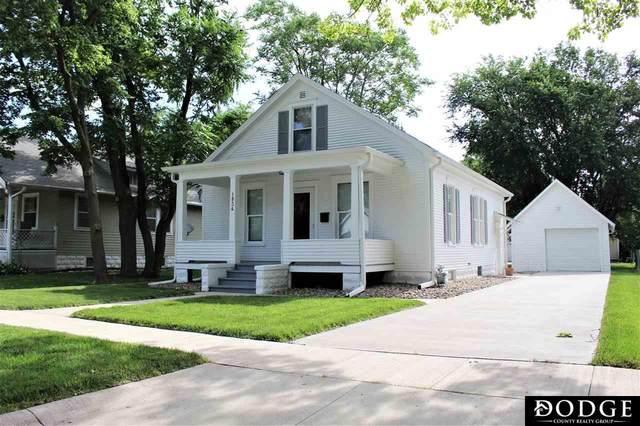 1834 N Union Street, Fremont, NE 68025 (MLS #22016294) :: Dodge County Realty Group