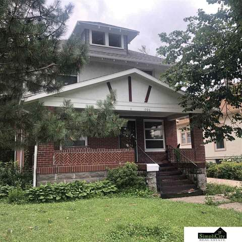 1926 S 22Nd Street, Lincoln, NE 68502 (MLS #22016326) :: Lincoln Select Real Estate Group