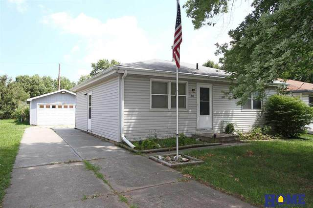 418 Adams Street, Lincoln, NE 68521 (MLS #22016723) :: The Briley Team