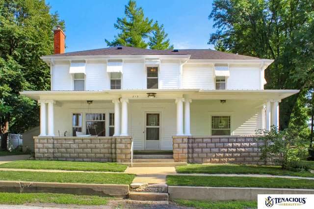 815 5th Street, Humboldt, NE 68376 (MLS #22016826) :: Omaha Real Estate Group