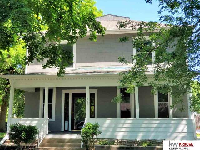 220 W E Street, Wymore, NE 68466 (MLS #22016977) :: Omaha Real Estate Group