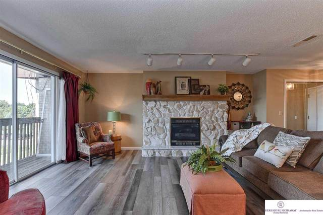 12727 W Dodge Road 366A, Omaha, NE 68154 (MLS #22017124) :: Lincoln Select Real Estate Group