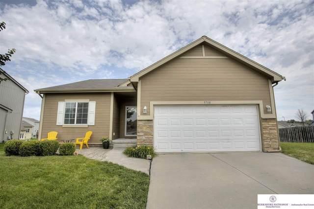 9708 Margo Street, La Vista, NE 68128 (MLS #22017204) :: Capital City Realty Group