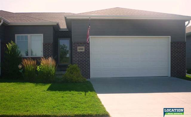 6560 S 59Th Street, Lincoln, NE 68516 (MLS #22017346) :: One80 Group/Berkshire Hathaway HomeServices Ambassador Real Estate