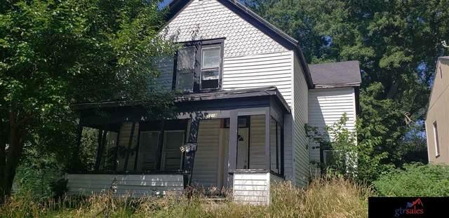4718 N 40th Street, Omaha, NE 68111 (MLS #22017549) :: Dodge County Realty Group