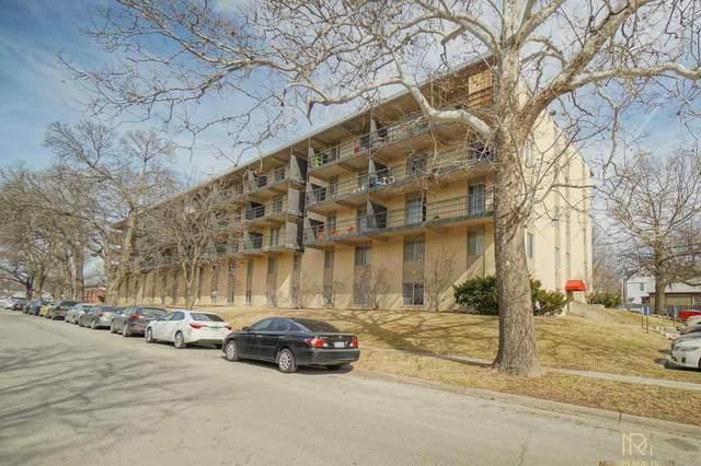 2501 N Street #206, Lincoln, NE 68510 (MLS #22017885) :: Cindy Andrew Group