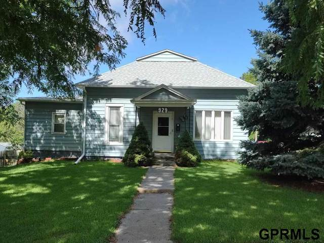 929 D Street, Fairbury, NE 68352 (MLS #22018035) :: Omaha Real Estate Group
