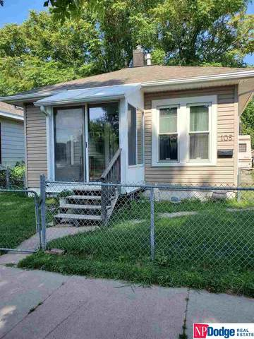 105 S 10th Street, Council Bluffs, IA 51501 (MLS #22018198) :: Omaha Real Estate Group