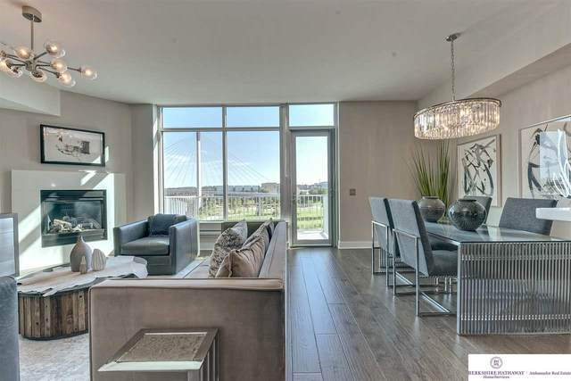 444 Riverfront Plaza #506, Omaha, NE 68102 (MLS #22018225) :: Omaha Real Estate Group
