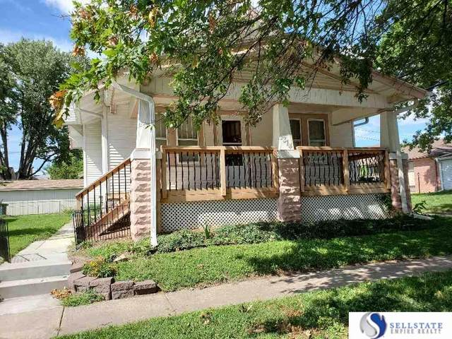 1314 Harrison Avenue, Lincoln, NE 68502 (MLS #22018716) :: Omaha Real Estate Group
