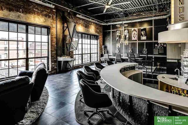 1101 Jackson Street #507, Omaha, NE 68102 (MLS #22018919) :: One80 Group/Berkshire Hathaway HomeServices Ambassador Real Estate