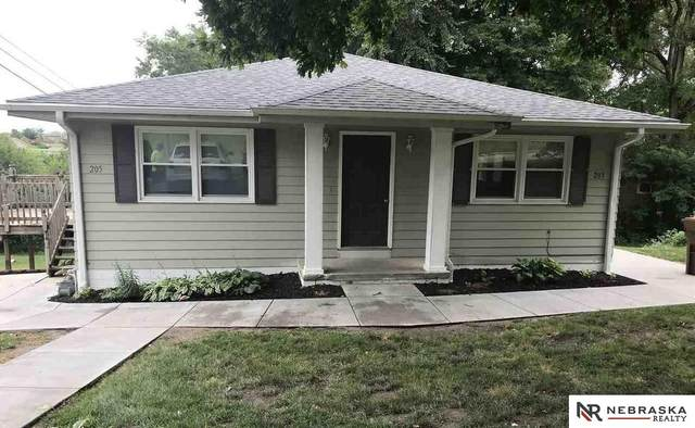 203 N Stark Street, Bennington, NE 68007 (MLS #22018946) :: Omaha Real Estate Group