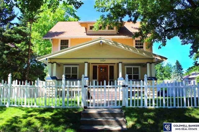 2244 A Street, Lincoln, NE 68502 (MLS #22018961) :: Omaha Real Estate Group