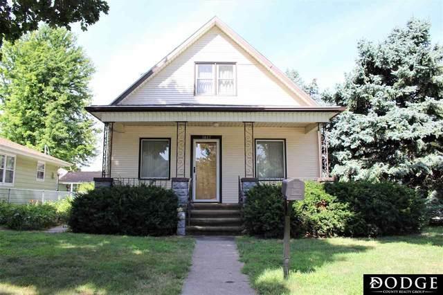1847 N D Street, Fremont, NE 68025 (MLS #22019001) :: Omaha Real Estate Group