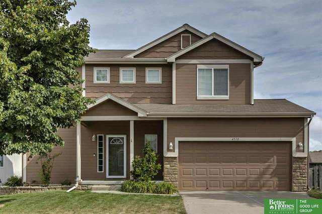 4510 Clearwater Drive, Papillion, NE 68133 (MLS #22019005) :: The Briley Team