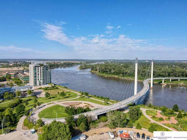 444 Riverfront Plaza #405, Omaha, NE 68102 (MLS #22019244) :: Stuart & Associates Real Estate Group