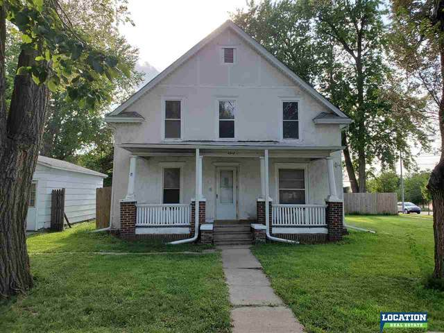 4343 Touzalin Avenue, Lincoln, NE 68507 (MLS #22019309) :: Dodge County Realty Group