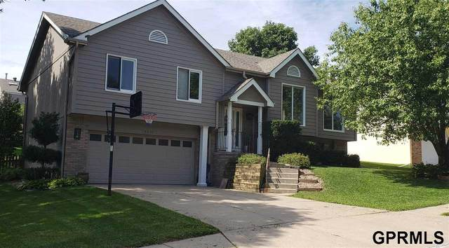 15411 Cuming Circle, Omaha, NE 68154 (MLS #22019425) :: Complete Real Estate Group
