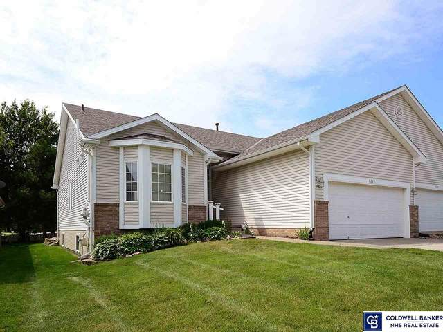 9223 Hillcrest Drive, La Vista, NE 68128 (MLS #22019488) :: Dodge County Realty Group