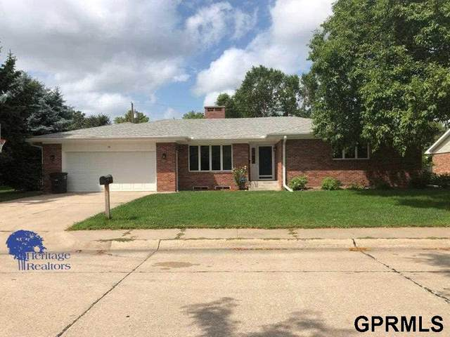 19 Eastridge Avenue, York, NE 68467 (MLS #22019724) :: Omaha Real Estate Group