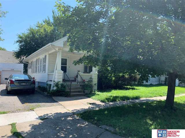 1132 N 23rd Street, Lincoln, NE 68503 (MLS #22019736) :: Dodge County Realty Group