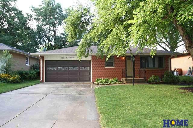 5511 Locust Street, Lincoln, NE 68516 (MLS #22019746) :: Dodge County Realty Group