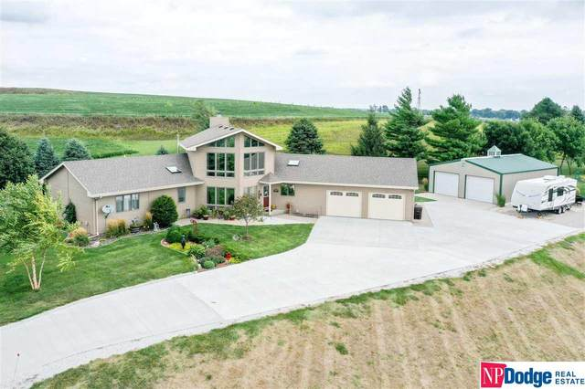 22532 Idlewood Road, Underwood, IA 51575 (MLS #22019799) :: Dodge County Realty Group