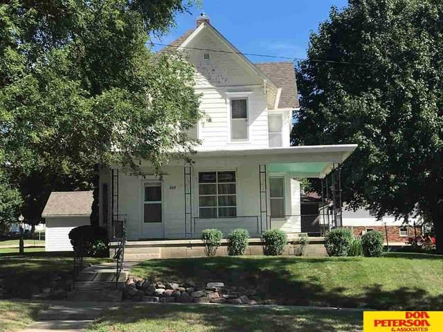 204 W Franklin, Hartington, NE 68739 (MLS #22019943) :: Dodge County Realty Group
