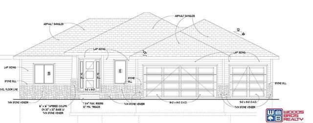 628 Whitetail Run Circle, Ashland, NE 68003 (MLS #22019946) :: kwELITE