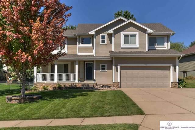 402 Black Forest Drive, Papillion, NE 68133 (MLS #22020030) :: The Homefront Team at Nebraska Realty