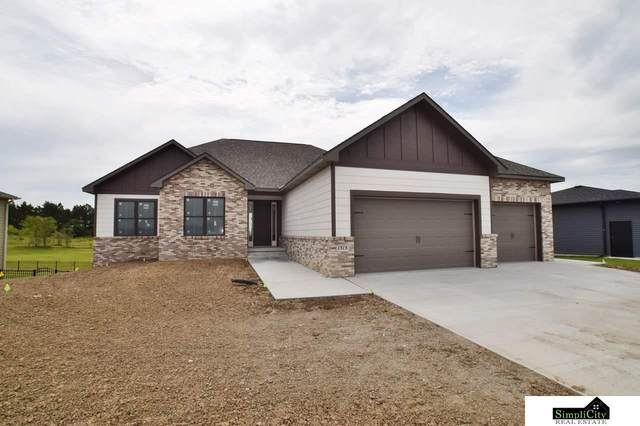 1313 E 8Th Street, Hickman, NE 68372 (MLS #22020653) :: Cindy Andrew Group