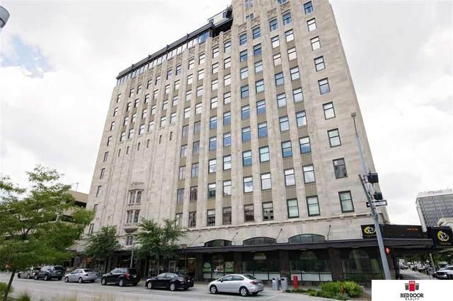 128 N 13th Street #1106, Lincoln, NE 68508 (MLS #22020937) :: Stuart & Associates Real Estate Group