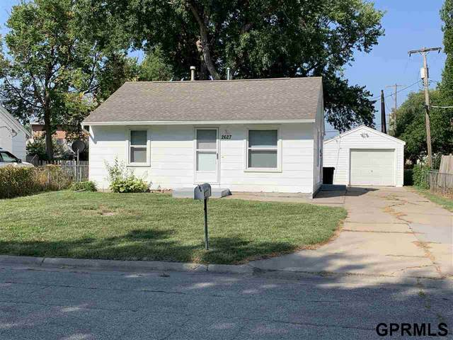 2627 N 36 Street, Lincoln, NE 68504 (MLS #22021326) :: Capital City Realty Group