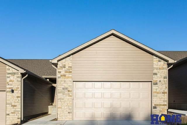 605 Cedar Street, Hickman, NE 68372 (MLS #22021555) :: Dodge County Realty Group
